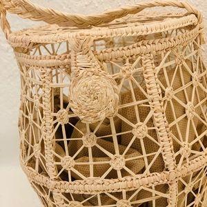 Anthropologie 🌴 Jericho Bucket Bali Bag
